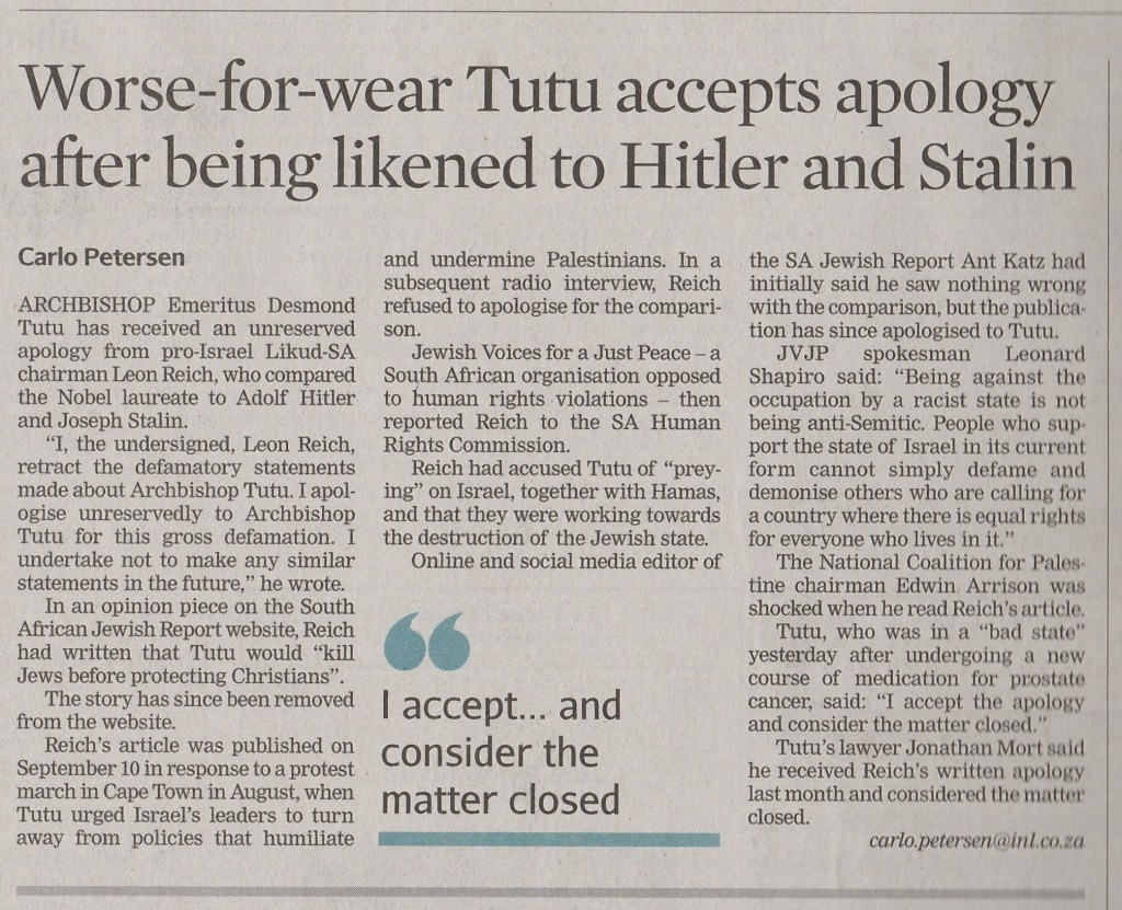 tutu-accept-apology